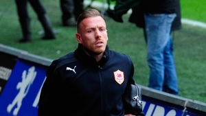 Craig Bellamy will work with Vincent Kompany at Anderlecht
