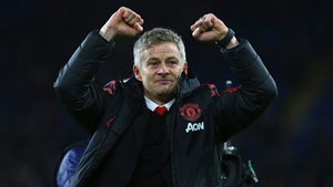 Ole Gunnar Solksjaer has guided Manchester United to four wins in his first four games in charge