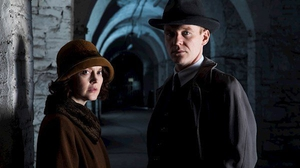 Simone Kirby and Brian Gleeson star in Resistance