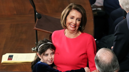 Nancy Pelosi was the first woman ever to hold the job, serving from 2007 until 2011