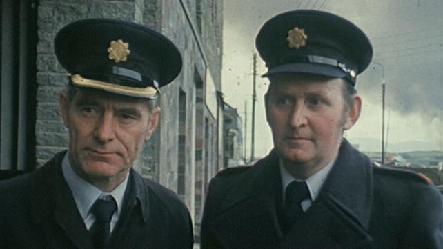Gardaí in Bantry, County Cork (1979)