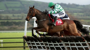 Tornado Flyer is one of three runners for Willie Mullins