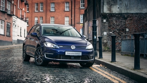 Owners of older cars can now get an extra €5,000 off Volkswagen's E-Golf.