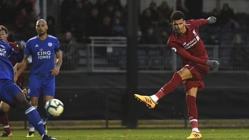 Bournemouth sign Dominic Solanke from Liverpool for undisclosed fee
