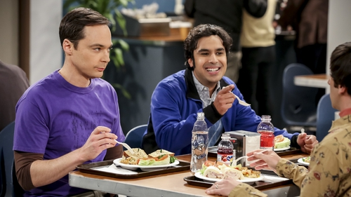 The Big Bang Theory has filmed it's final scenes