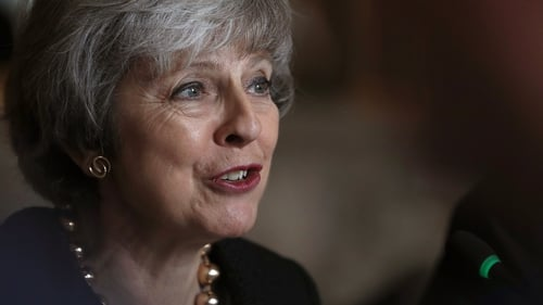 Theresa May is expected to step up her efforts this week