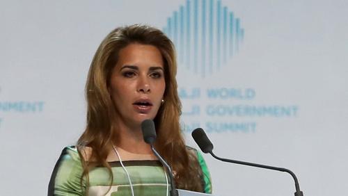 Princess Haya bint Hussein is married to Princess Latifa's father