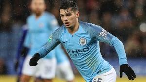 Brahim Diaz looks like he's heading to Madrid