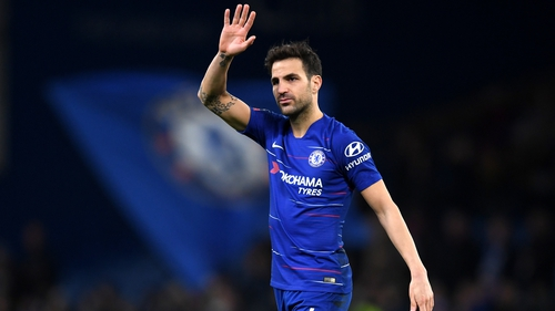 Cesc Fabregas' contract expires this summer and he has been linked with a January move to Monaco and a reunion with former Arsenal team-mate Thierry Henry