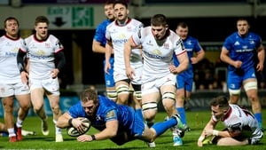 Seán Cronin scored two first-half tries in the defeat of Ulster at the RDS