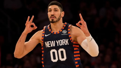 """Enes Kanter: """"There's a chance that I can get killed out there."""""""