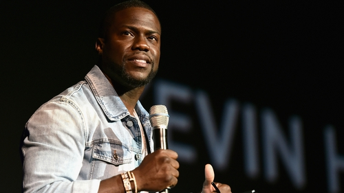Kevin Hart posts Instagram message about growth and learning