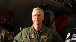 Rear Admiral Kevin Sweeney