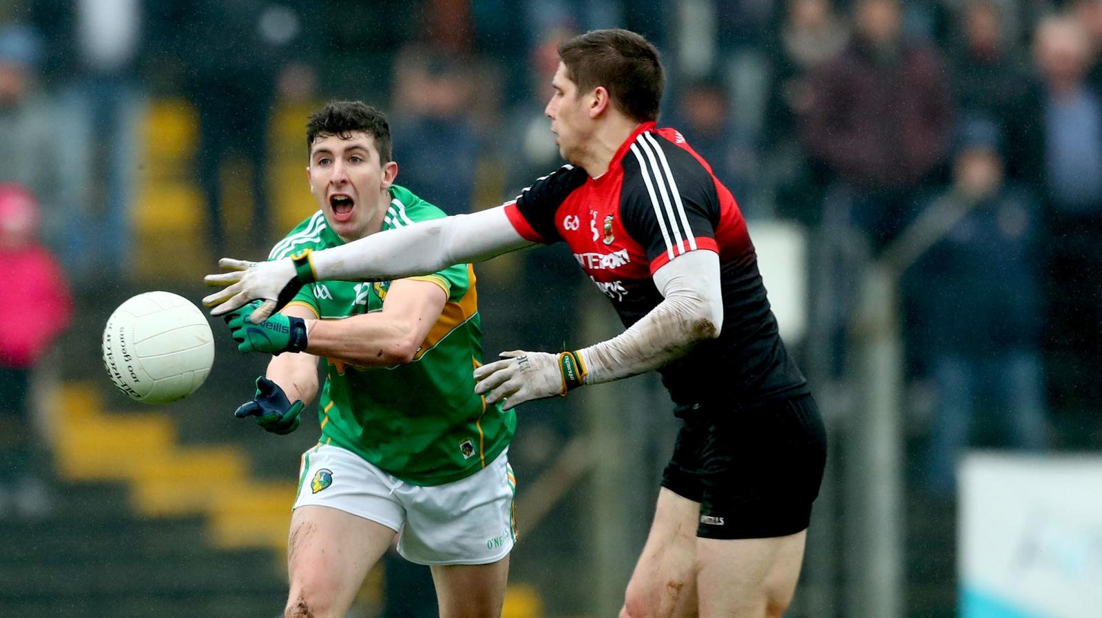 Image - Mayo beat Leitrim under the new rules