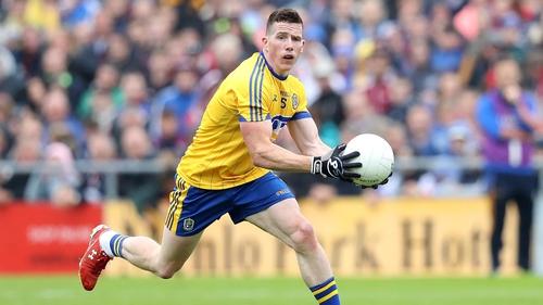 Sean McDermott made 178 appearances for Roscommon