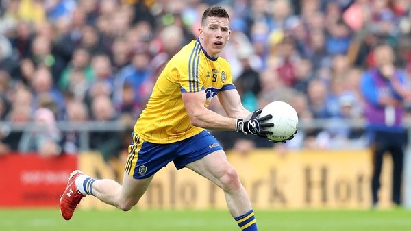Sean McDermott made 178 appearances for Roscommon