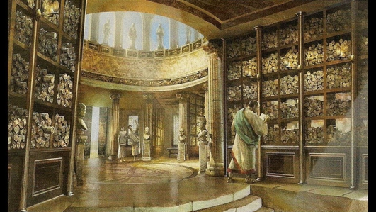 The New Library of Alexandria and Cultural Recovery