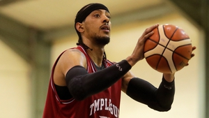 Dee Proby scored 21 points for Templeogue
