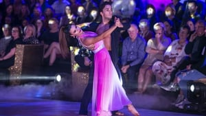 Dancing with the Stars champions Jake Carter and Karen Byrne made a welcome return to the dancefloor