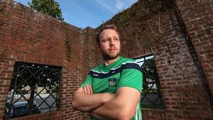 Paul Browne tore his cruciate last June and watched on as Limerick claimed All-Ireland glory