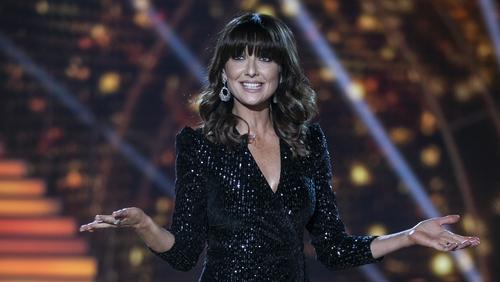 Jennifer Zamparelli on Dancing with the Stars