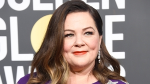 "Melissa McCarthy - ""I've been handing them out to everyone. Next year, I'm bringing hot dogs"""