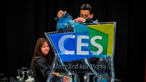 More than 180,000 people are visiting the four-day CES convention in Las Vegas