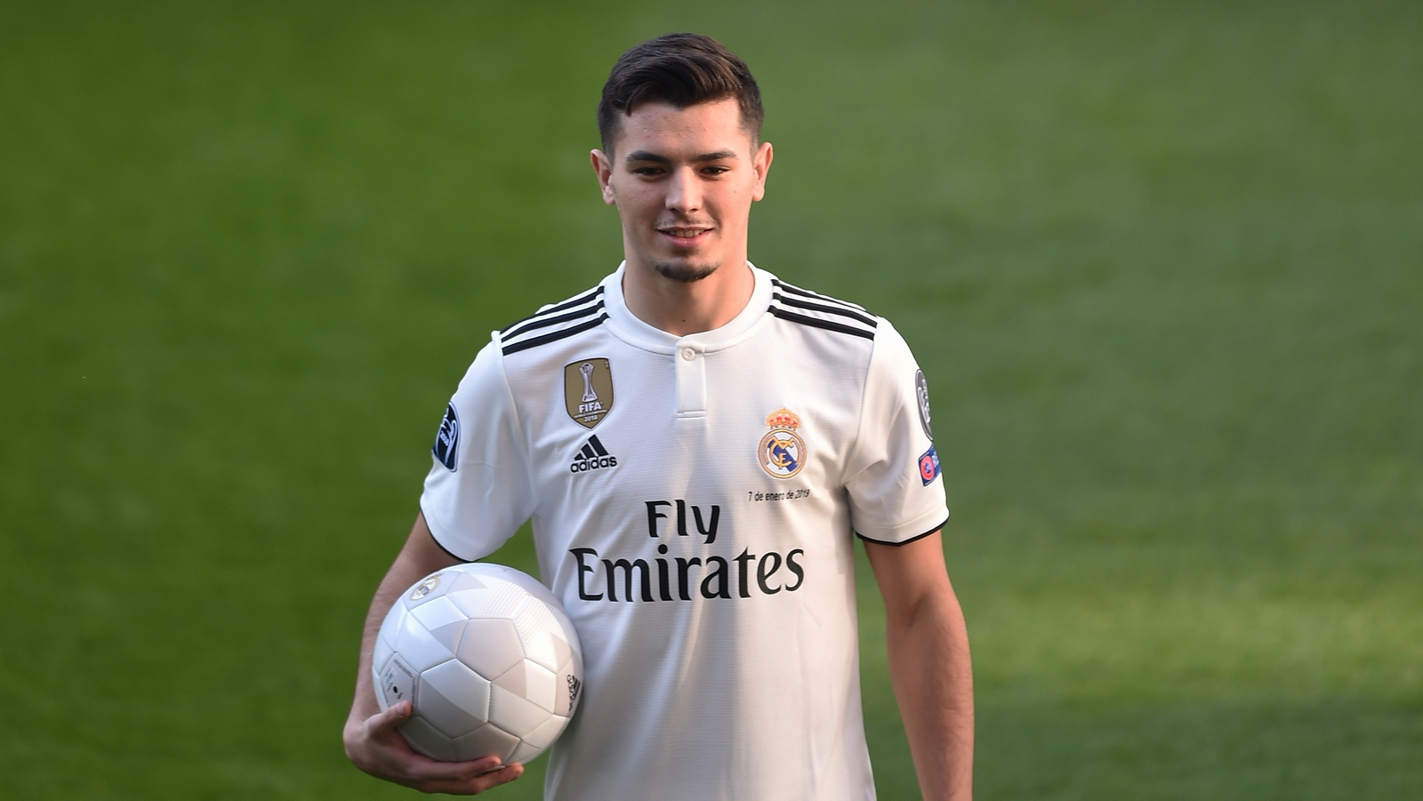 Real Madrid was the only choice - Brahim Diaz