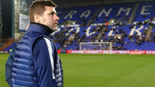 Mauricio Pochettino: 'To be real contenders we need to operate in a different way'