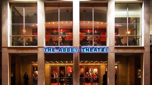 Arts News - letter of complaint re Abbey Theatre