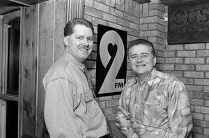 Larry Gogan's Video Golden Oldies launch 1993