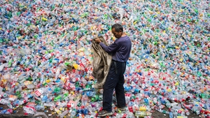 """Ireland's waste level reached a crisis point following the move by China in January 2018 to close the world's biggest recycling market."" Photo: Getty Images"