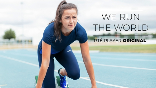 Phil Healy is now the fastest woman in Ireland having broken the record national record for the 100 and 200 metres on the last 12 months.