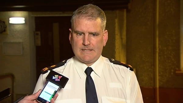 Detective Superintendent Des McTiernan appealed for witnesses