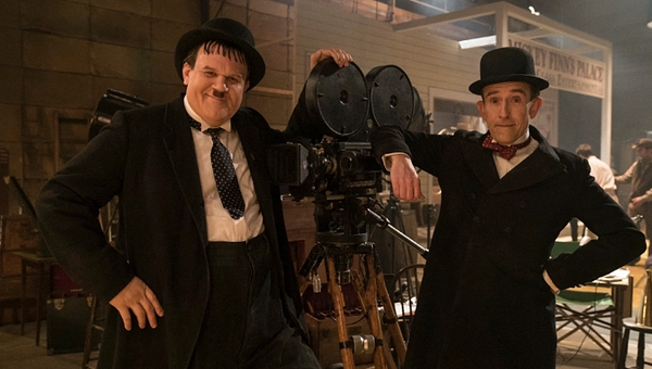 Masters at work - John C Reilly and Steve Coogan