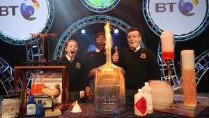 (L-R) Sophie Kelly, Rachelle Biayi and Karl Fitzpatrick from Pobalscoil Neasain in Baldoyle