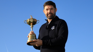 Padraig Harrington was yesterday conformed as Europe's Ryder Cup captain
