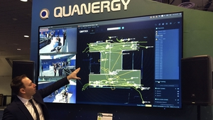 Quanergy Systems is among a handful of tech firms working on Lidar border security