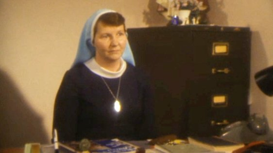 Nuns at Calvary Hospital (1984)