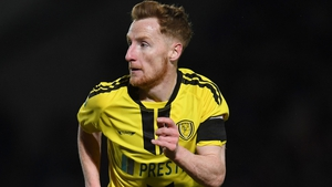 Stephen Quinn could miss tonight's clash at the Etihad with a groin injury