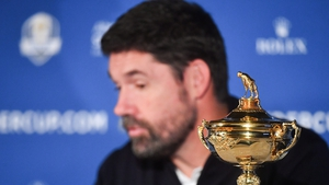 The three-time major winner is a veteran of six matches against the United States, winning on four occasions between 1999 and 2010