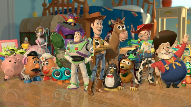 Tom Hanks and Tim Allen Celebrate Wrapping 'Toy Story 4'