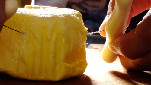 Butter worth €156.8m will be among the Irish exports hit by the US tariffs