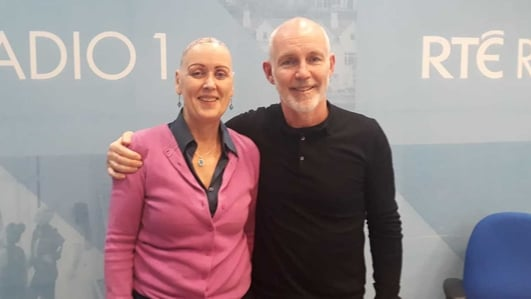 Listener Living with Alopecia - Ger Creed