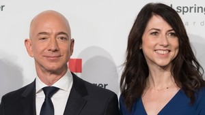 Jeff and MacKenzie Bezos announced their separation in January