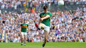 Sean O'Shea insists that a number of retirements in the Kerry panel has lead to new opportunities for other players in the team