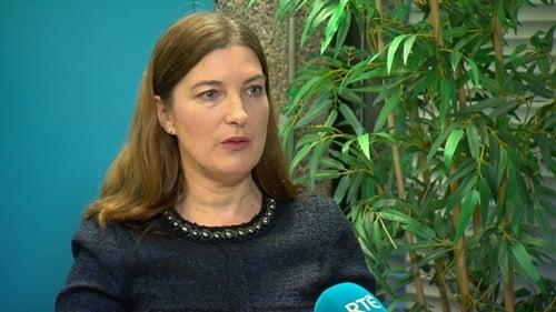 Cliona Murphy said there was a very short lead-in period for staff and hospitals to adapt to