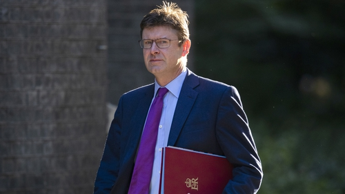 UK Business Minister Greg Clark made his comments in the Times