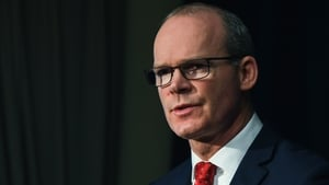 Simon Coveney said the Government remained strong advocates of the backstop and would not accept a hard border