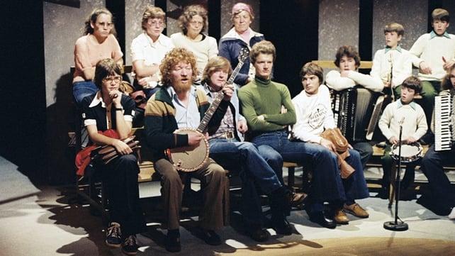 Luke Kelly on Humours of Donnybrook (1979)